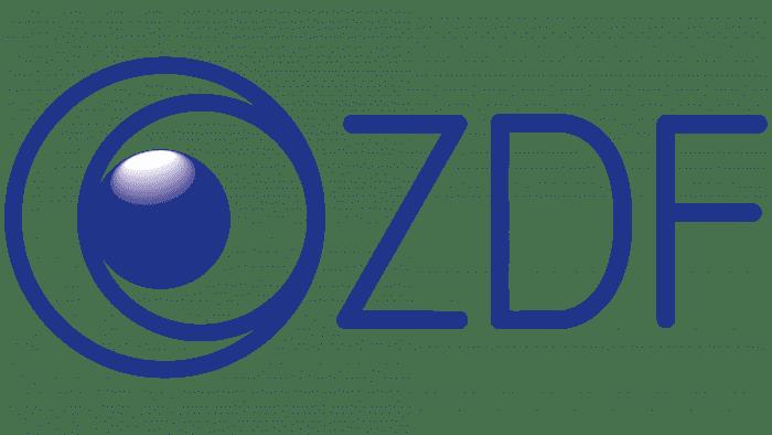 ZDF Logo 1992-2001