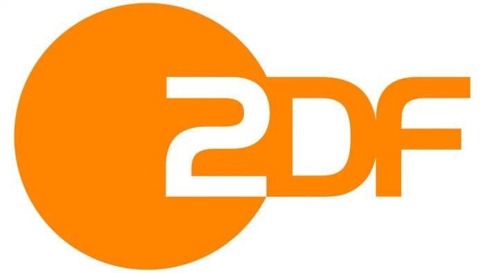 ZDF Logo 2001-present