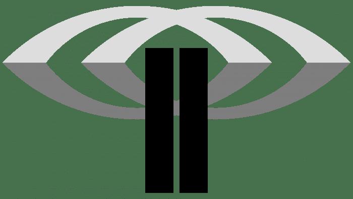 Zweites Deutsches Fernsehen Logo 1963-1987