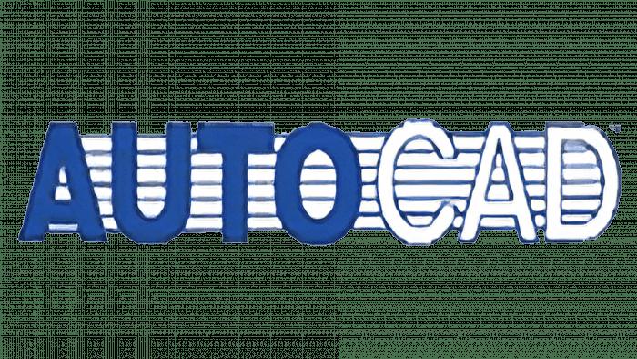 Autocad Logo 1990s