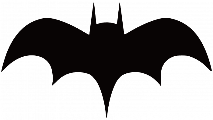 Batman Logo 1950-1956