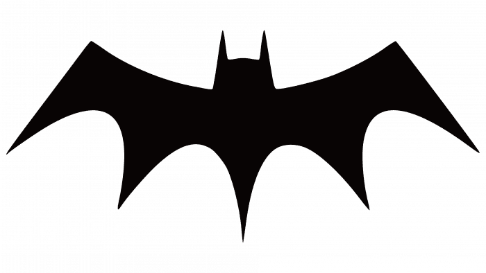 Batman Logo 1958-1960
