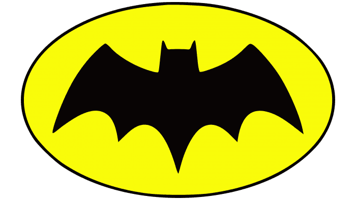 Batman Logo 1964-1966
