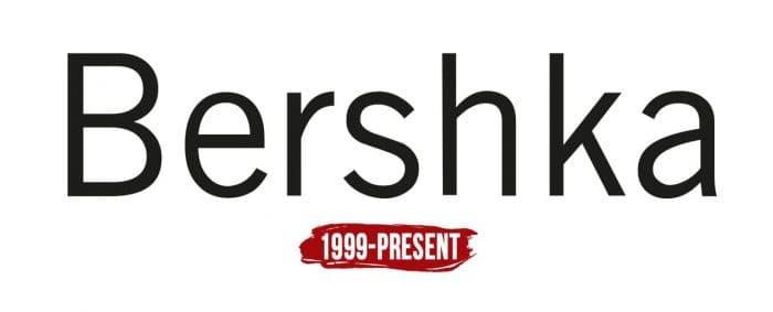 Bershka Logo History
