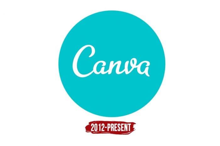 Canva Logo History