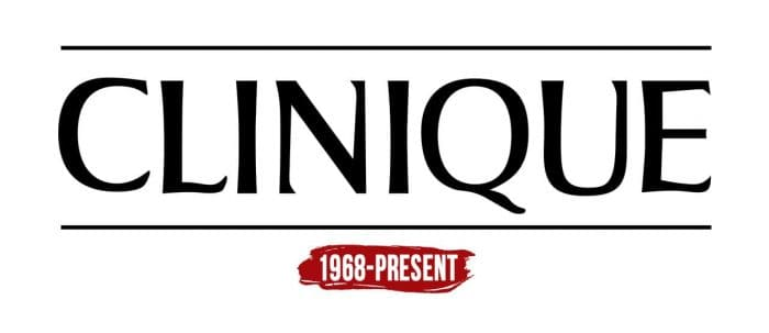Clinique Logo History