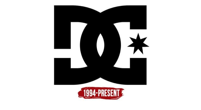 DC Shoes Logo History