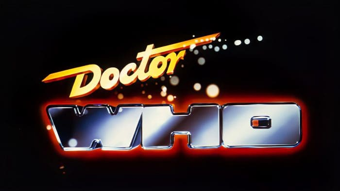 Doctor Who Logo 1987-1989