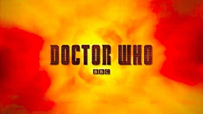 Doctor Who Logo 2012-2013