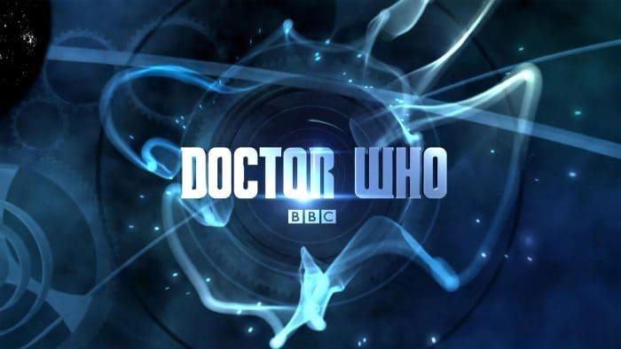 Doctor Who Logo 2014-2018