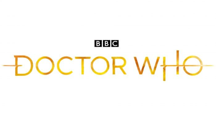Doctor Who Logo 2018-present