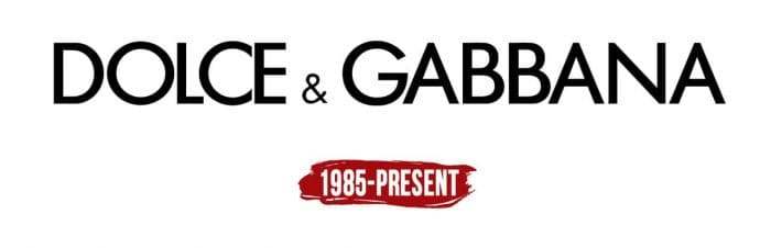 Dolce Gabbana Logo History
