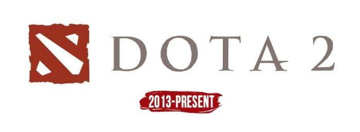 Dota 2 Logo History