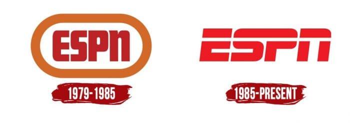 ESPN Logo History