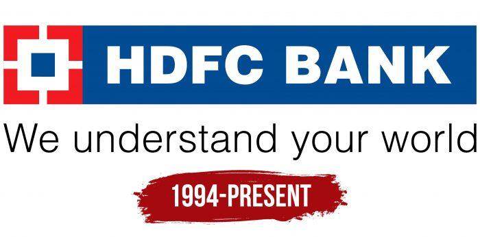 HDFC Bank Logo History