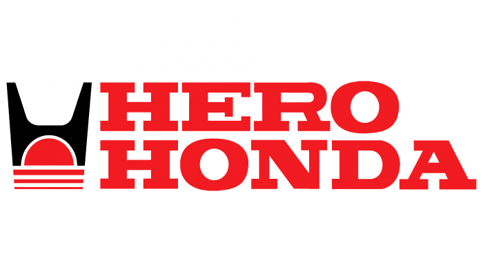 Hero Honda Logo 1984-2011