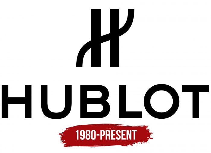 Hublot Logo History