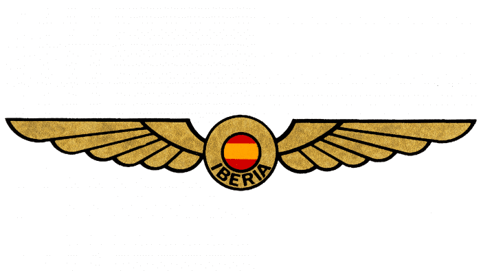 Iberia Logo 1939-1941