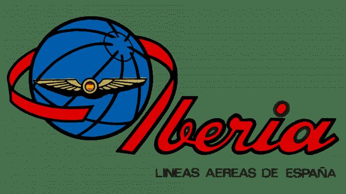 Iberia Logo 1954-1963