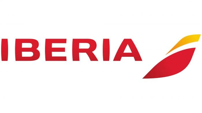 Iberia Logo 2013-present