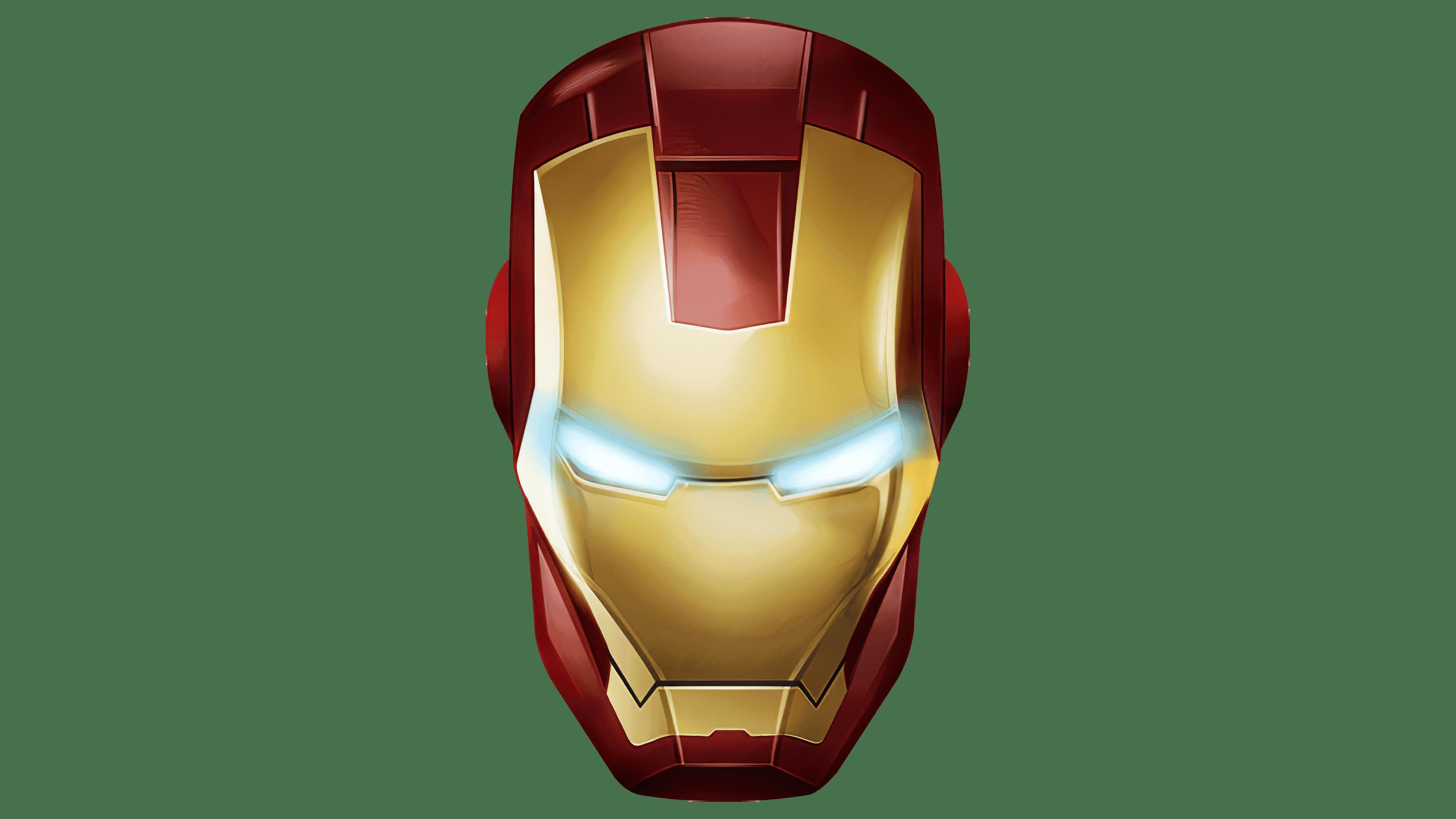 Iron Man Logo | Symbol, History, PNG (3840*2160)