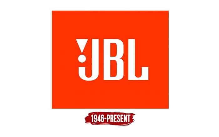 JBL Logo History