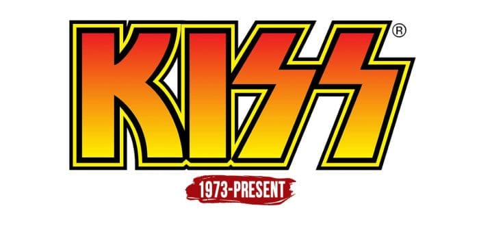 KISS Logo History