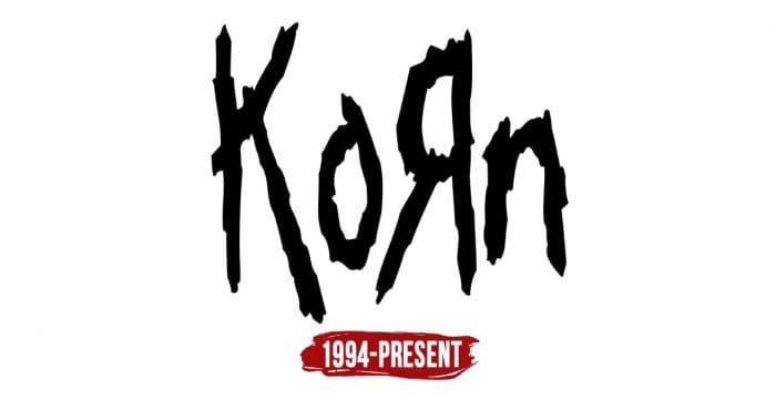 Korn Logo History