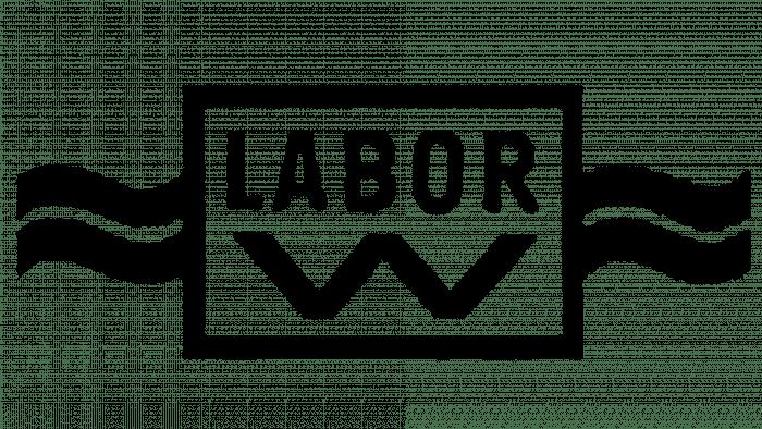 Laboratorium Wennebostel Logo 1945-1958