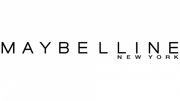 Maybelline Logo 2002-2019
