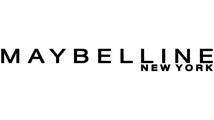 Maybelline Logo 2019-present