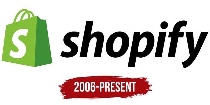 Shopify Logo History