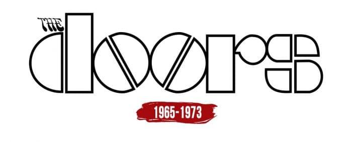 The Doors Logo History