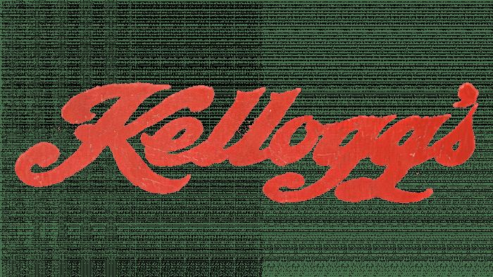 The Kellogg Company Logo 1907-1916