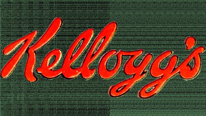 The Kellogg Company Logo 1916-1955