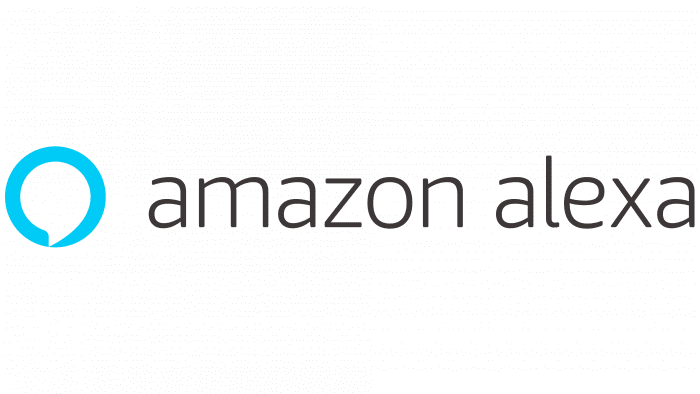 Amazon Alexa Logo 2017-present