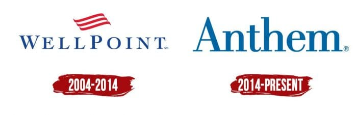 Anthem Inc. Logo History