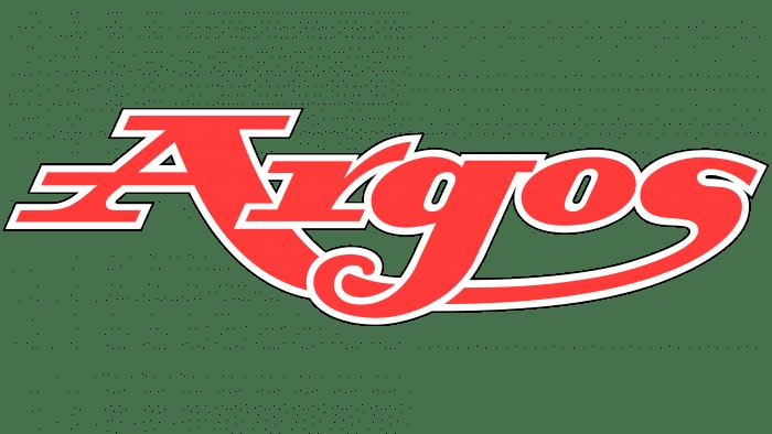 Argos Logo 1973-1999