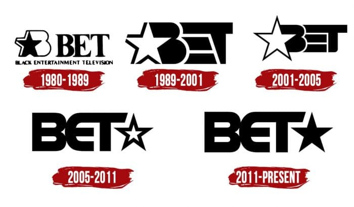 BET Logo History