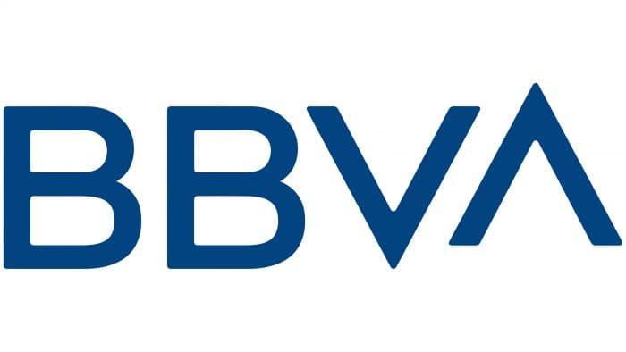 Banco de Bilbao Vizcaya Argentaria (BBVA) Logo 2019-present
