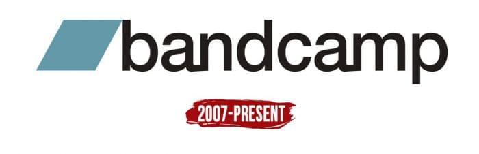 BandCamp Logo History