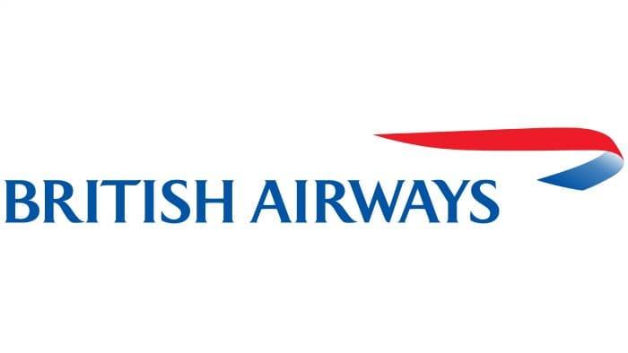 British Airways Logo 1997-present