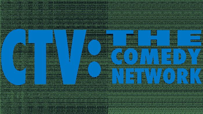 CTV The Comedy Network Logo April-June 1991