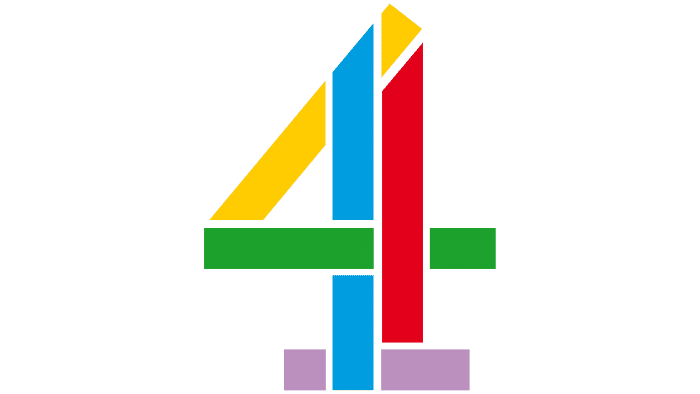Channel 4 Logo 1982-1996