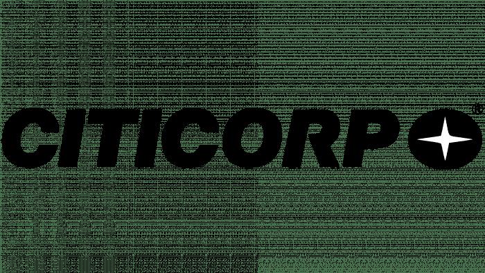 Citicorp Logo 1980-1998