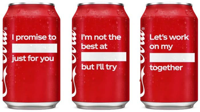 Coca-Cola Cans Open to Better