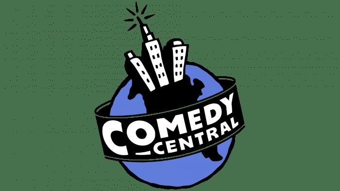 Comedy Central Logo 1992-1997