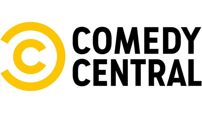 Comedy Central Logo 2018-present