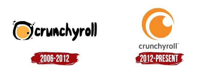 Crunchyroll Logo History