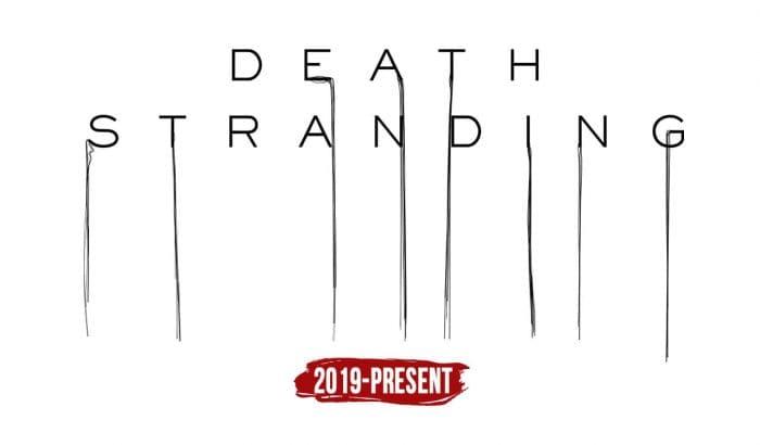 Death Stranding Logo History